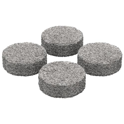 Este Conjunto de Almofadas para Concentrados é utilizado para vaporizar ceras e óleos com o seu Crafty, Mighty ou num Adaptador de Cápsula de Dosagem