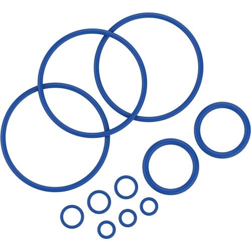 O Conjunto de Anéis Vedantes incluí 11 anéis de diferentes tamanhos para o vaporizador Mighty