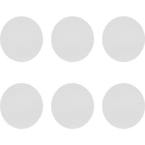 O Conjunto de Redes Normais consiste em 6 redes que encaixam no vaporizador Plenty e em Volcanos com Easy Valve