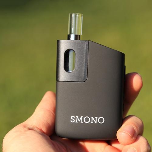 O Smono 3 é compacto e fácil de levar consigo a qualquer lado
