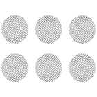 Este Conjunto de Redes Grossas Pequenas consiste em 6 redes que encaixam no Crafty, Mighty e em Adaptadores de Cápsula de Dosagem