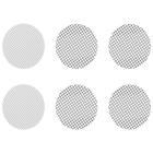 Este Conjunto de Redes Mistas Pequenas consiste em 4 redes grossas e 2 redes normais que encaixam em Crafty, Mighty e Adaptadores de Cápsula de Dosagem