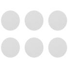 Este Conjunto de Redes Normais Pequenas consiste em 6 redes normais que encaixam em Crafty, Mighty e Adaptadores de Cápsula de Dosagem